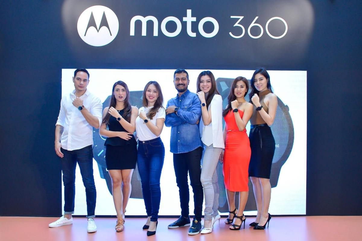 Moto 360 (2nd Generation) Launched inMalaysia