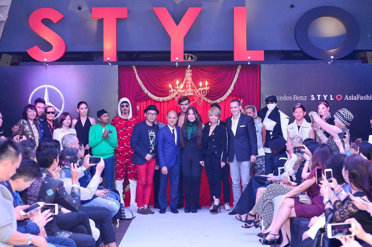 STYLO Asia Fashion Week – 5 March2016