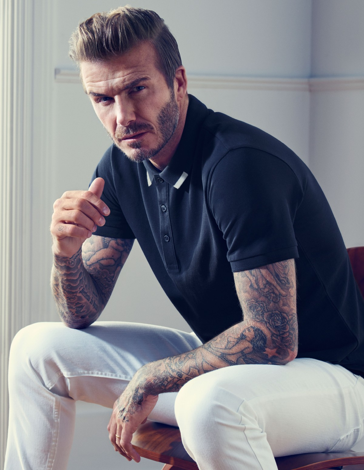 H&M's Modern Essentials Selected by David Beckham
