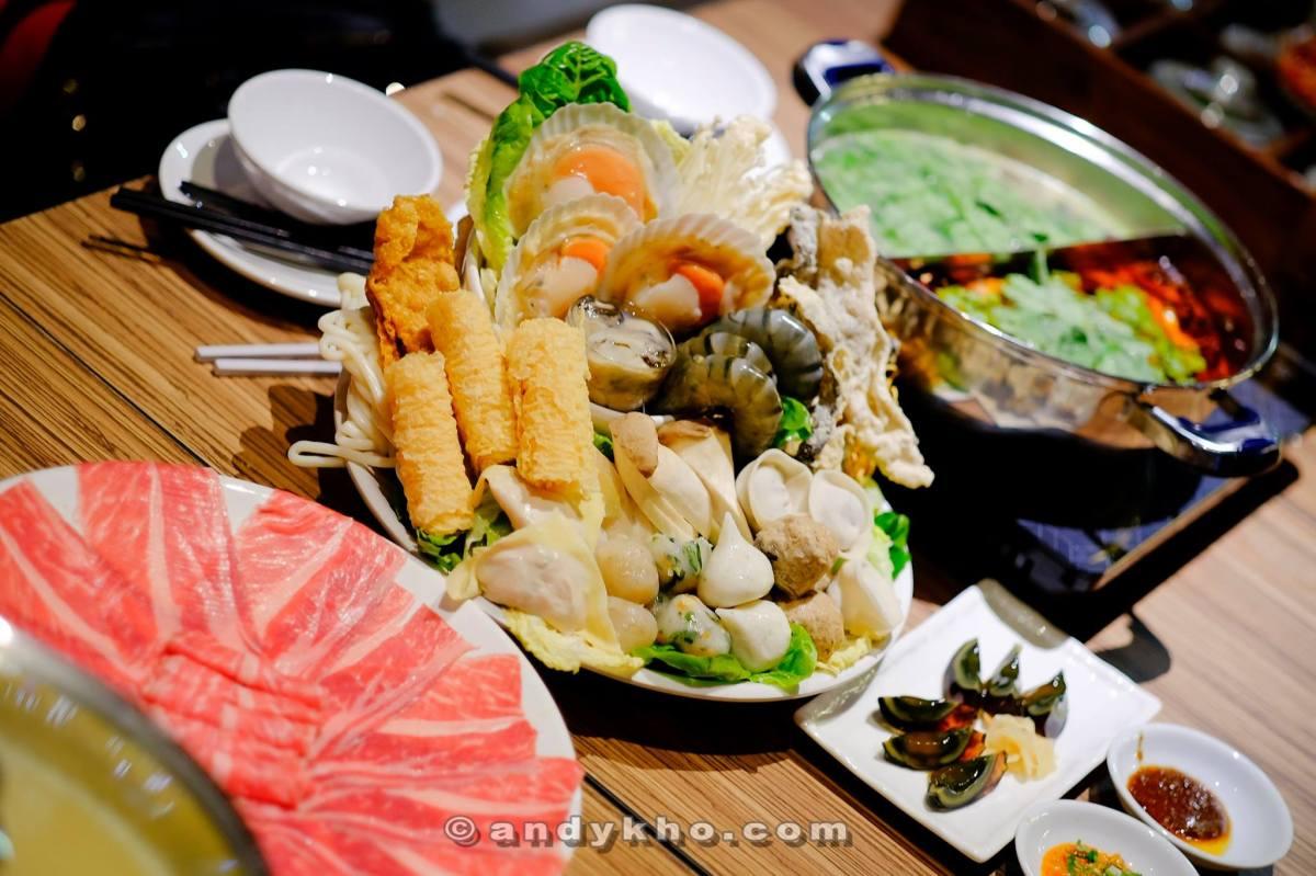MHB Visits 香港热锅 Hong Kong Hot Pot Restaurant BangsarBaru