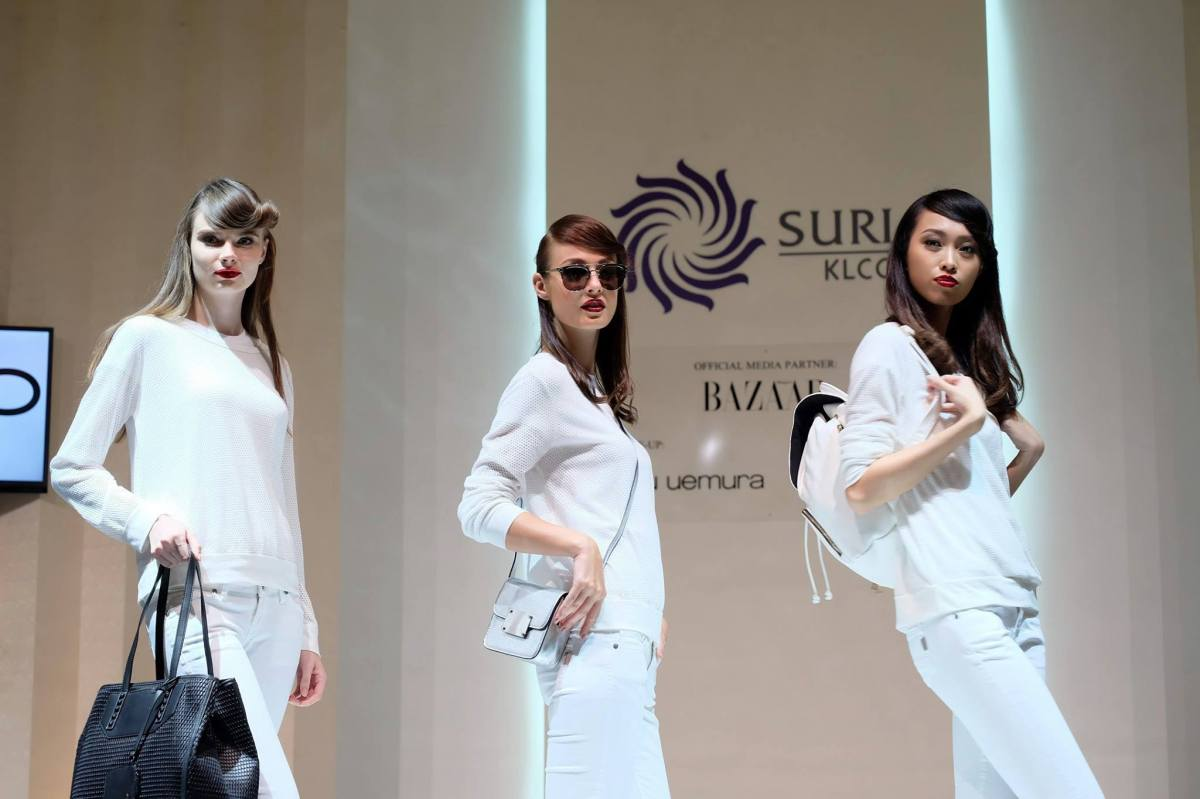 ALDO's Spring/Summer 2016 Collection at Suria KLCC Fashion Week