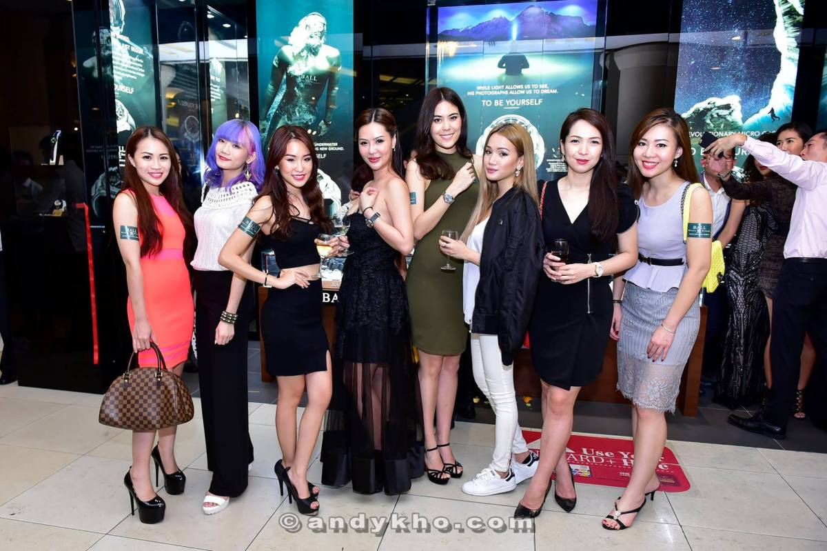 Ball Watch Concept Store Launch at 1 Utama Shopping Centre