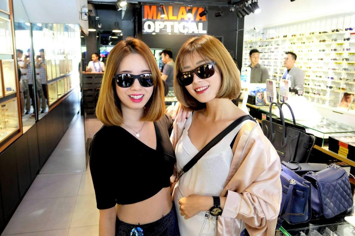 Maui Jim x Malaya Optical x MHB InfluencerDay