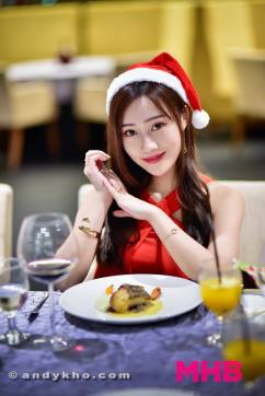 MHB Christmas Party 2017 with Calvin Klein Jewelry 02