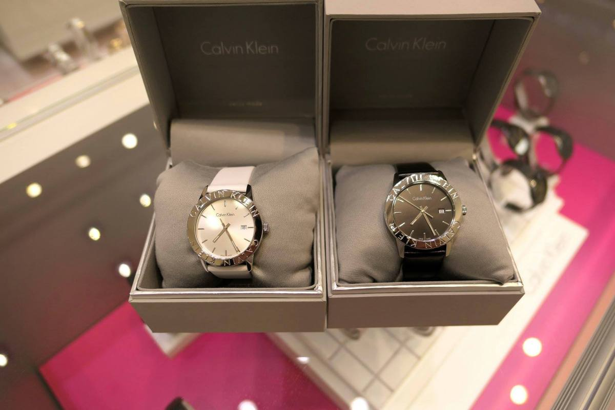 Calvin Klein Watches Giveaway for Valentine's Day2018