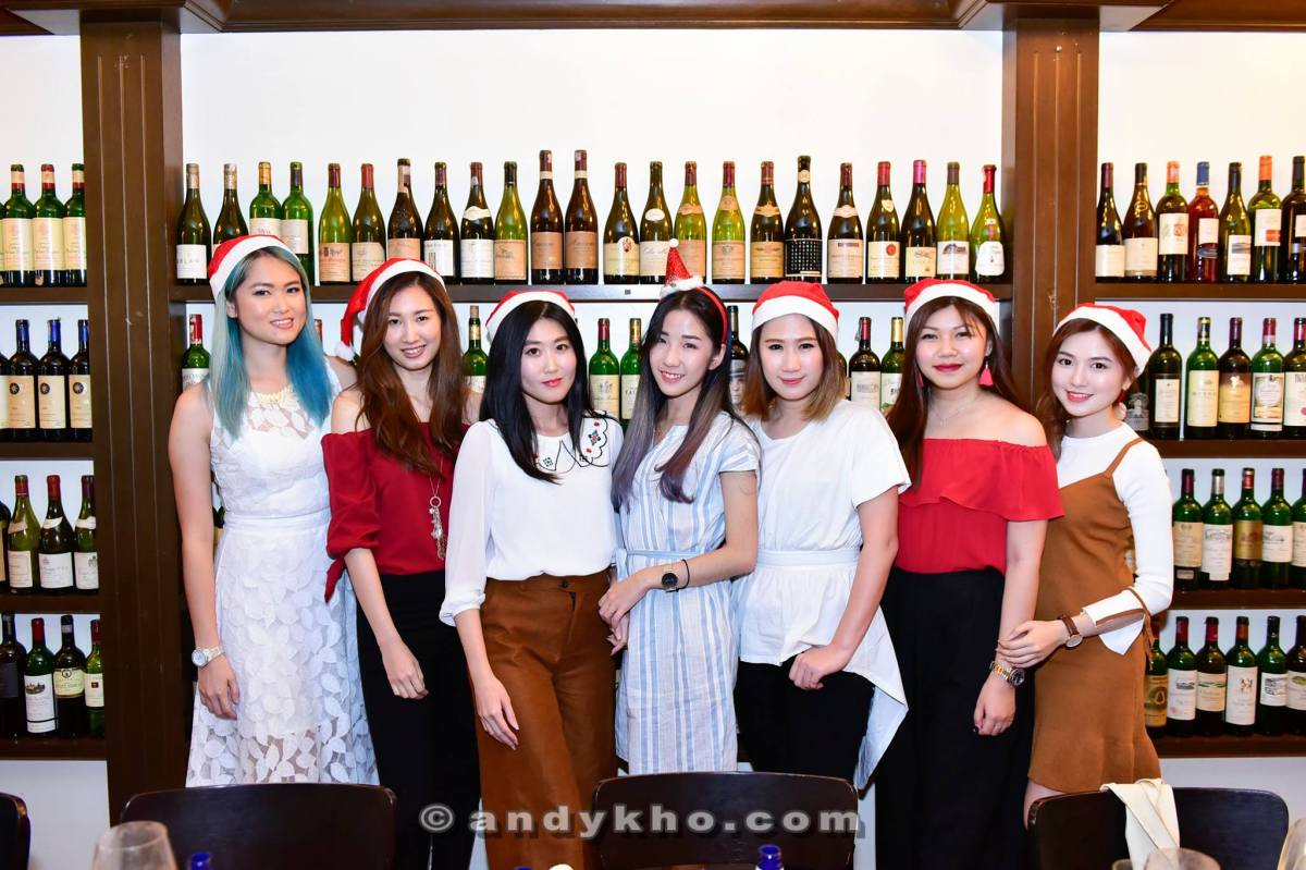 MHB and Friends Christmas Lunch 2017 at Cava @ Jalan Bangkung, Bangsar