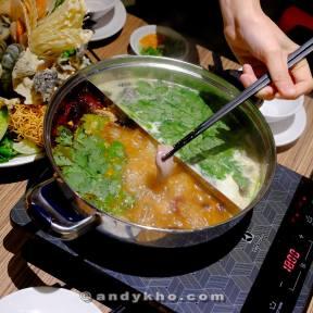 Hong Kong Hot Pot Telawi Bangsar Baru (1)