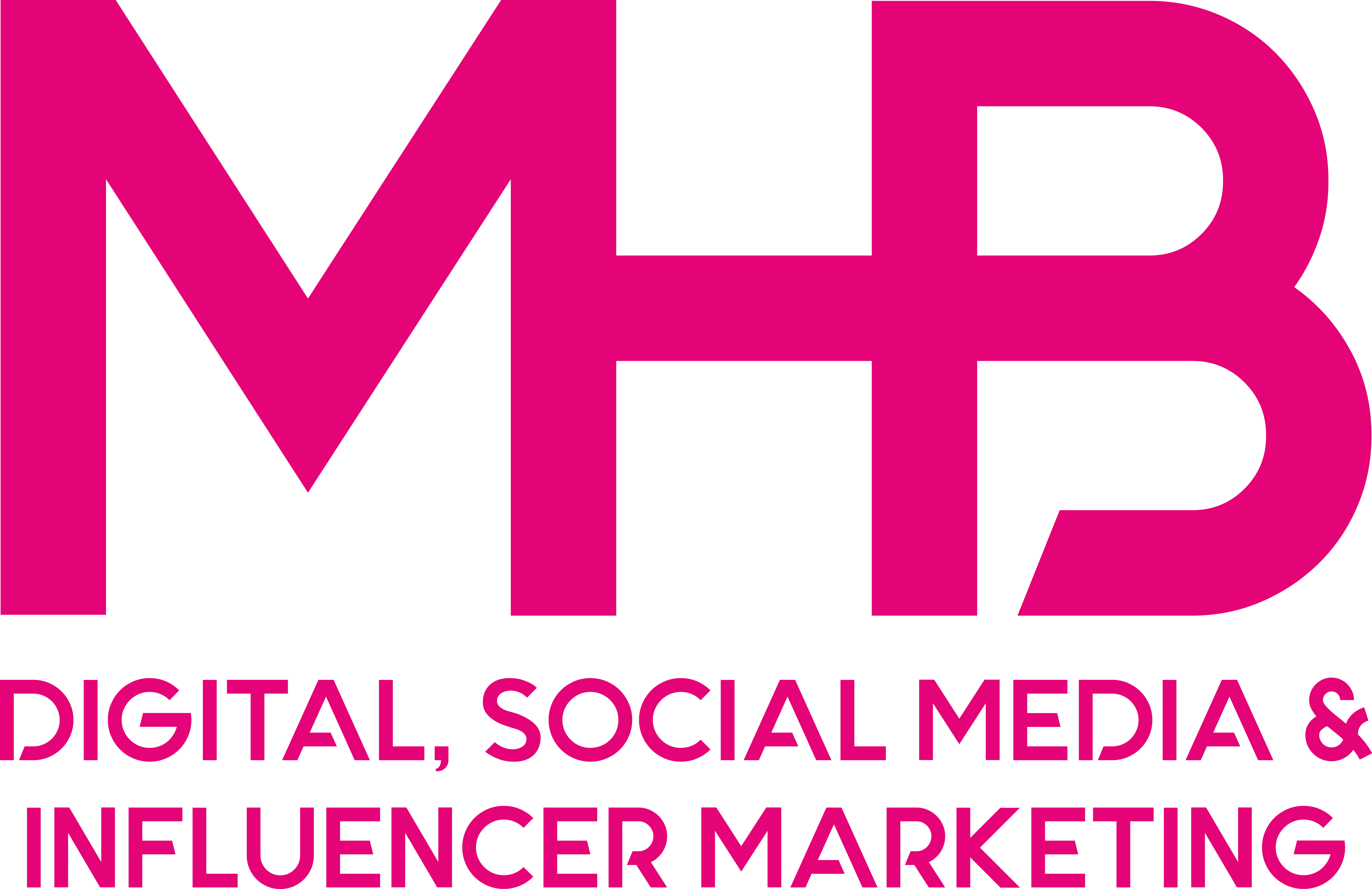 Digital, Social Media & Influencer Marketing Agency