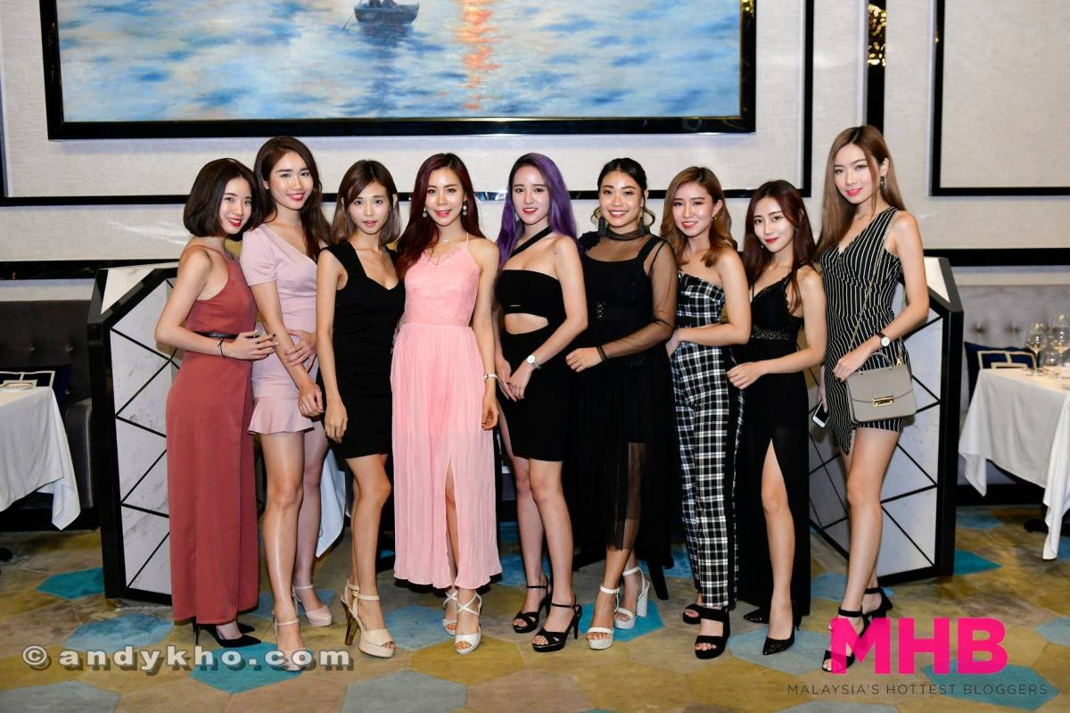 MHB June 2018 Influencer Dinner Presented by Tangerine at The Face Suites