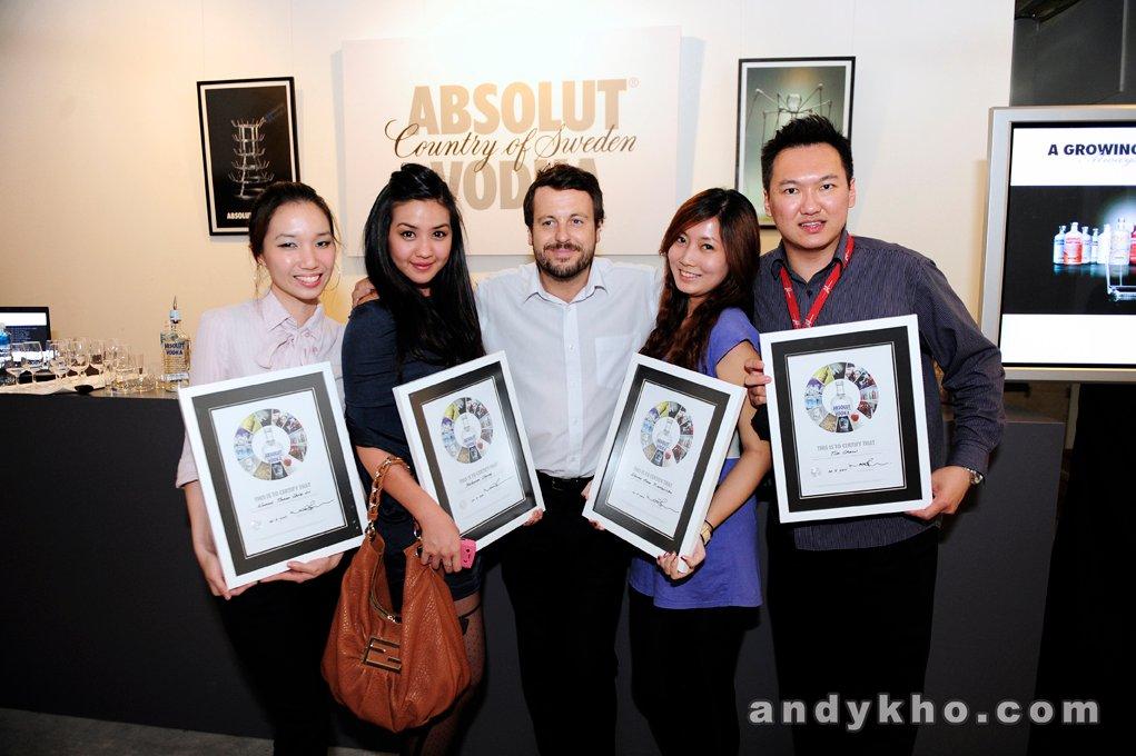 ABSOLUT Akademi Kuala Lumpur2011