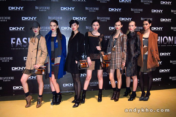 Belvedere x DKNY Fashion Meets Music Party2010