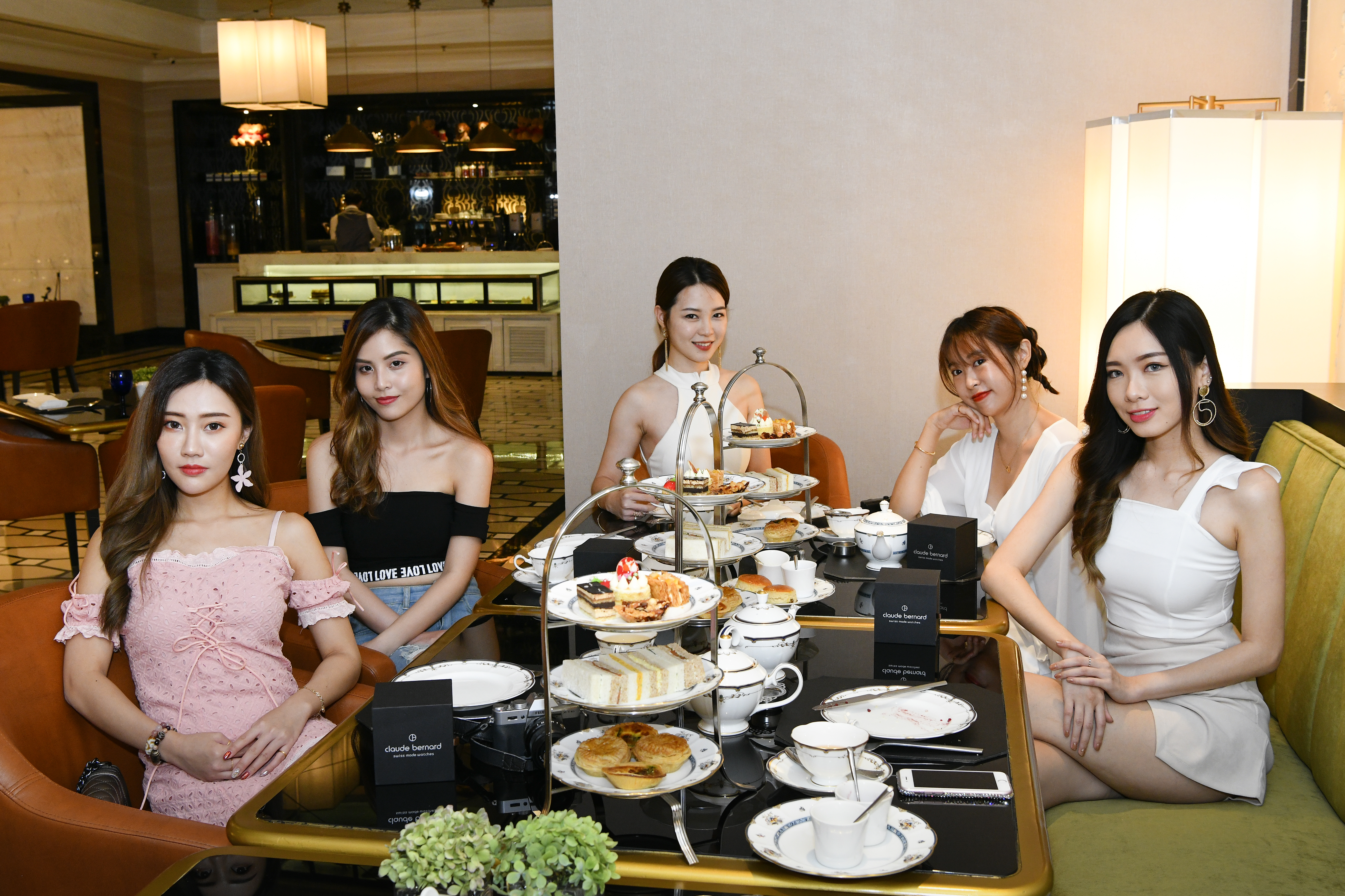 Claude Bernard x MHB Digital Afternoon Tea at the Ritz-Carlton Kuala Lumpur